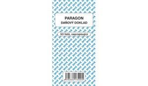 Paragon nepropisovací, 50 listů