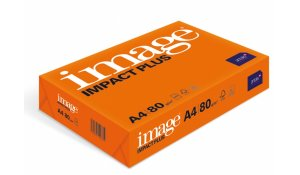 Xerografický papír  Image impact plus A4, 80 g/m2, bílý, 500 listů