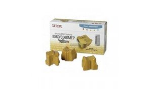 Xerox Genuine Solid Ink pro Phaser 8560 Yellow (3
