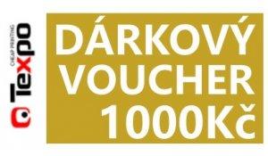 věrnostní poukaz 1000Kč za nasbírané body