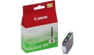 Canon CLI-8G, zelená inkoustová kazeta originální