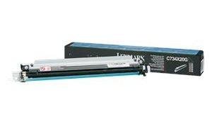 Lexmark fotoelektrická jednotka, C734X20G