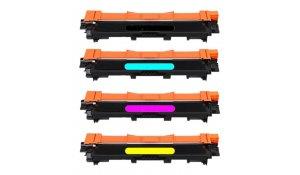 Brother TN-241, TN-245 - kompatibilní sada všech barev