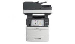 Lexmark MX711dhe,A4,1200x1200dpi,66ppm,duplex,LAN