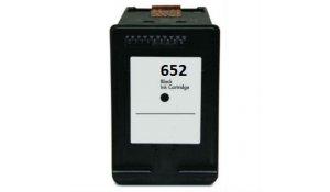 HP F6V25AE XL - kompatibilní cartridge 652 černá, 20ml