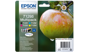 Epson Multipack 4-colours T1295 DURABrite UltraInk