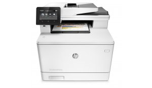HP Color LaserJet Pro MFP M477fdw /27ppm,Wifi, Dup