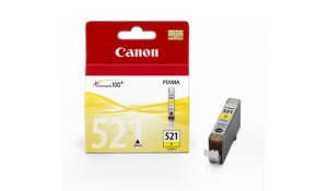 Canon CLI-521Y, žlutý originální