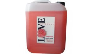 Mýdlo tekuté 5L LOVE Intensive