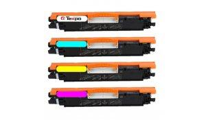 HP CF350A-CF353A - kompatibilní sada všech barev 130A