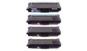 Brother TN-326CMYK - kompatibilní cenově výhodná sada všech 4 barev TN-326, TN-336