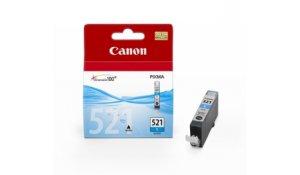 Canon CLI-521C, azurový originální
