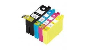 Epson T3596 - kompatibilní sada 35XL CMYK 4 barvy