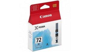 Canon PGI-72 PC, photo azurová originální