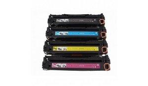 HP 128A CMYK - kompatibilní sada všech barev CE320-CE323