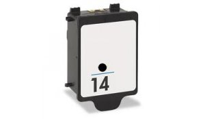 HP C5011D - kompatibilní cartridge s hp 14 black