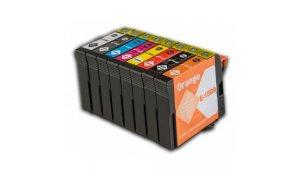 EPSON T1590-T1599 - kompatibilní sada 8 barev