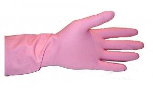 Univerzální gumové úklidové rukavice