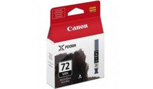 Canon PGI-72 MBK, matná černá originální