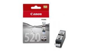 Canon PGI-520BK, černý 2 pack originální