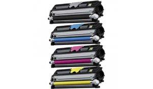 Konica Minolta A0V30NH - kompatibilní sada barev MC1650, MC1680, MC1690