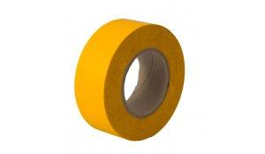 podlahová označovací páska Expertape, 50 mm x 48 m, PVC 350 µm, žlutá