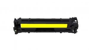 Canon CRG-731Y - kompatibilní žlutá tisková kazeta