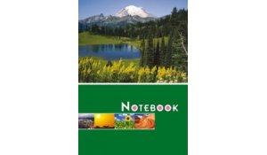 Kniha záznamní lepená, A5 / linka / 100 listů