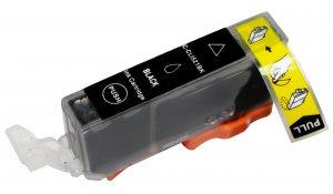 Canon CLI-521BK - kompatibilní  cartridge s čipem Topprint