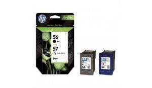HP no 56+ 57 pack - černá + barevná, SA342AE