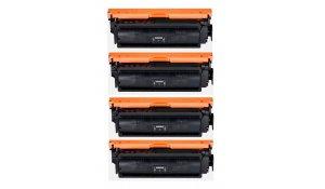 Canon CRG 040H CMYK - kompatibilní sada barev XL kapacita